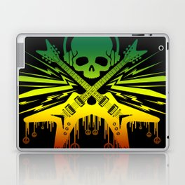 punk rock  Laptop & iPad Skin