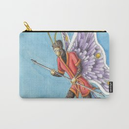 Butterfly King Carry-All Pouch
