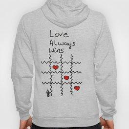 Love always wins Hoody