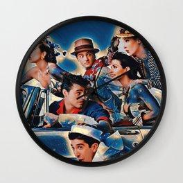 Friends Tv Show Merchandise Picture Joey Ross rachel Wall Clock