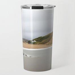 Westbay Cliffs. Travel Mug