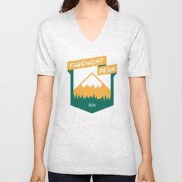 Fremont Peak Park Unisex V-Neck
