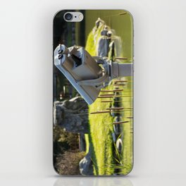 Pondside Panoramic Visor iPhone Skin