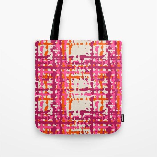 hot weave Tote Bag