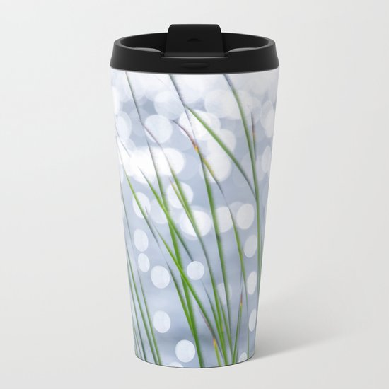 Bed of reeds  Metal Travel Mug