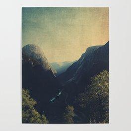 mountains VII Poster