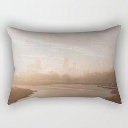 All the Mood - Chicago Rectangular Pillow