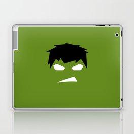 The Hulk Superhero Laptop & iPad Skin