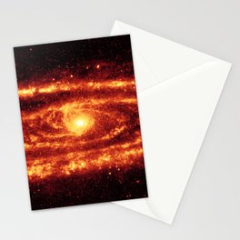 971. Amazing Andromeda in Red Stationery Cards