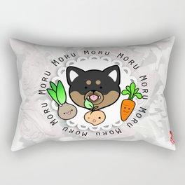 Moru Logo Rectangular Pillow