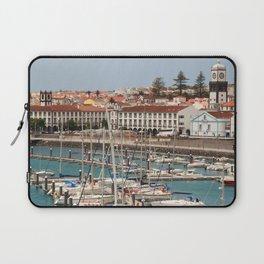 Ponta Delgada, Azores Laptop Sleeve