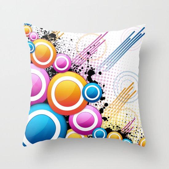 Get Ur Freak On... Throw Pillow