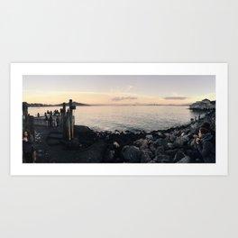 Sausalito Art Print