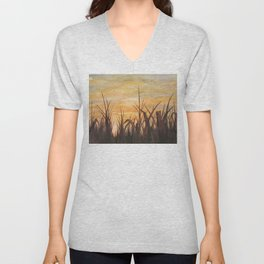 Night Stalks Unisex V-Neck