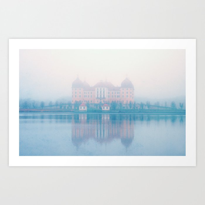 Moritzburg / German Art Print