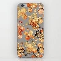 quilt iPhone & iPod Skins featuring Dogwood Quilt by Olivia Joy StClaire
