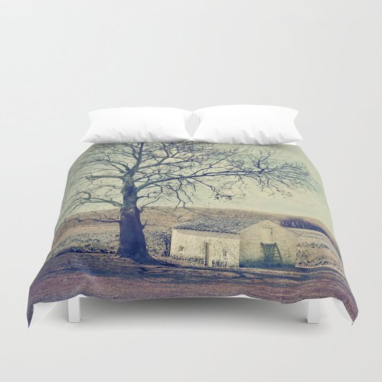 The Guardian Duvet Cover