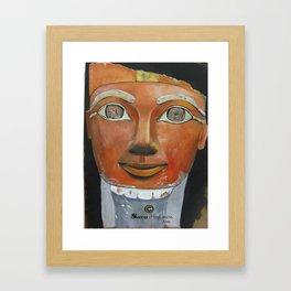Egyption Queen  Framed Art Print