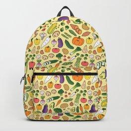 Veggie Friends Doodle Backpack