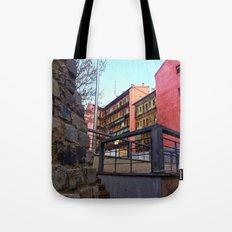 Old Town of Madrid - Lavapiés Tote Bag