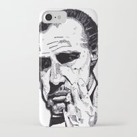 godfather iPhone & iPod Cases featuring The Godfather by tyler Guill