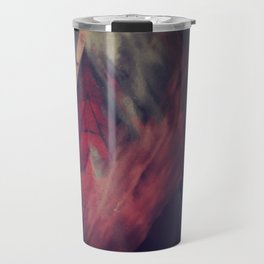 Pyramid Ablaze  Travel Mug