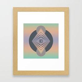 HYPER LIGHT, HYPNOTEYEZ Framed Art Print