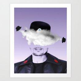 This is not a cloud II Art Print