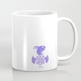 Dragon words Coffee Mug