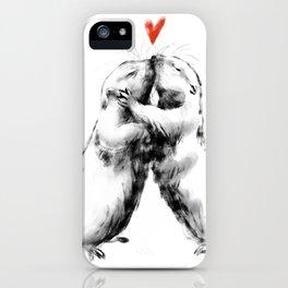 Prairie dogs love iPhone Case