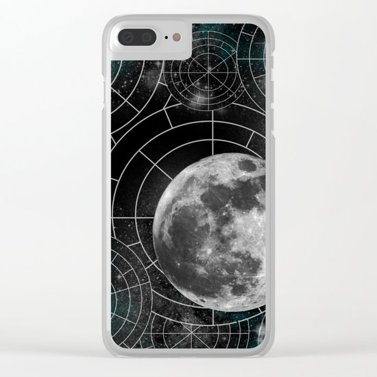 Midnight Clear iPhone Case