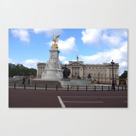 Buckingham Palace 4 Canvas Print