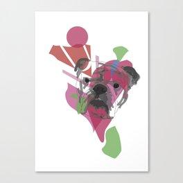 G E O R G E Canvas Print