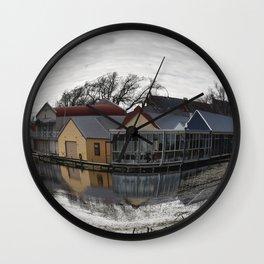 Lake Wendouree Dining Wall Clock