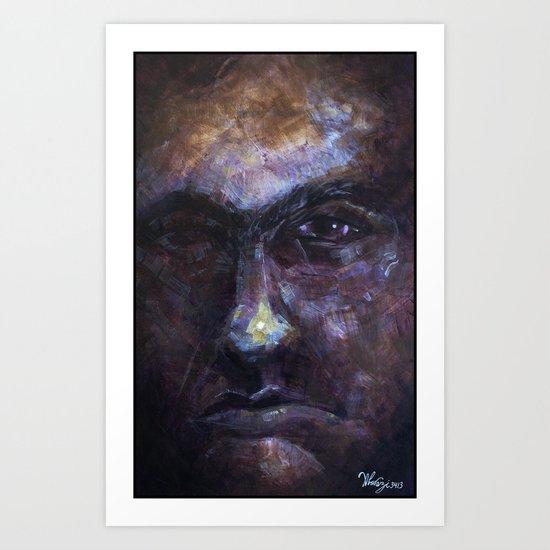 ASP#7 Art Print