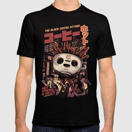 Black magic coffee T-shirt
