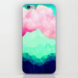 Twerk Clouds iPhone Skin
