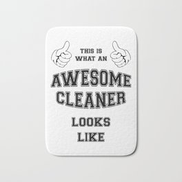 AWESOME CLEANER Bath Mat