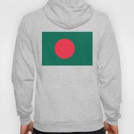Bangladeshi Flag, High Quality image Hoody