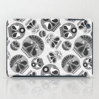 sugar skulls iPad Cases featuring SUGAR SKULLS by Kiley Victoria