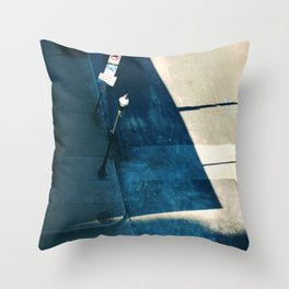 Baltimore Maryland Cold Throw Pillow