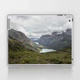 Three Lakes Viewed from Grinnell Glacier Laptop & iPad Skin