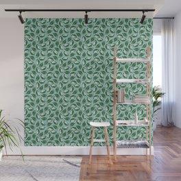 Calathea White Fusion Tropical Houseplant Art Wall Mural