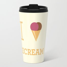 I heart Icecream Travel Mug