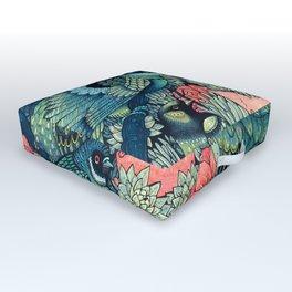 Cosmic Egg Outdoor Floor Cushion