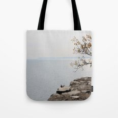 Along the North Shore Tote Bag