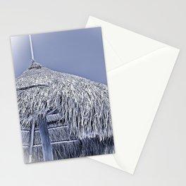 Beach 'brella Stationery Cards