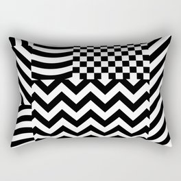 Dazzle 01 Rectangular Pillow