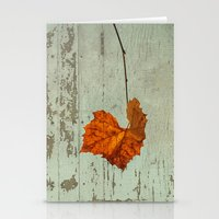 thanksgiving Stationery Cards featuring Thanksgiving by V. Sanderson / Chickens in the Trees