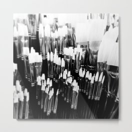 #100Photo #111 #PaintBrushes #Texture #Artshop Metal Print